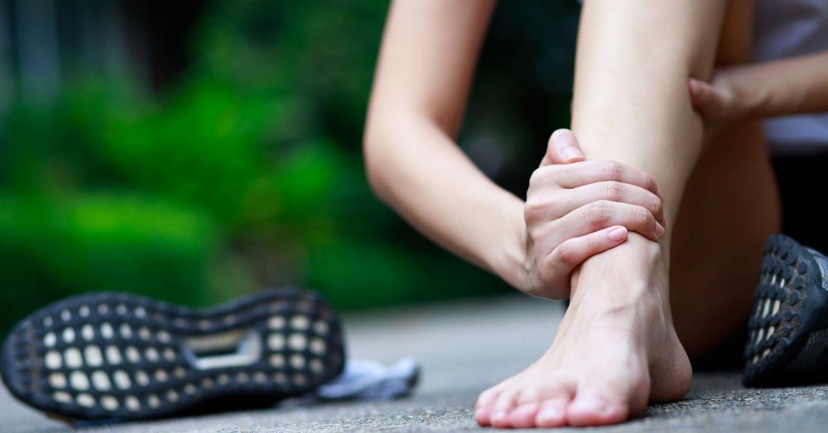 Dolore alla gamba causato da periostite